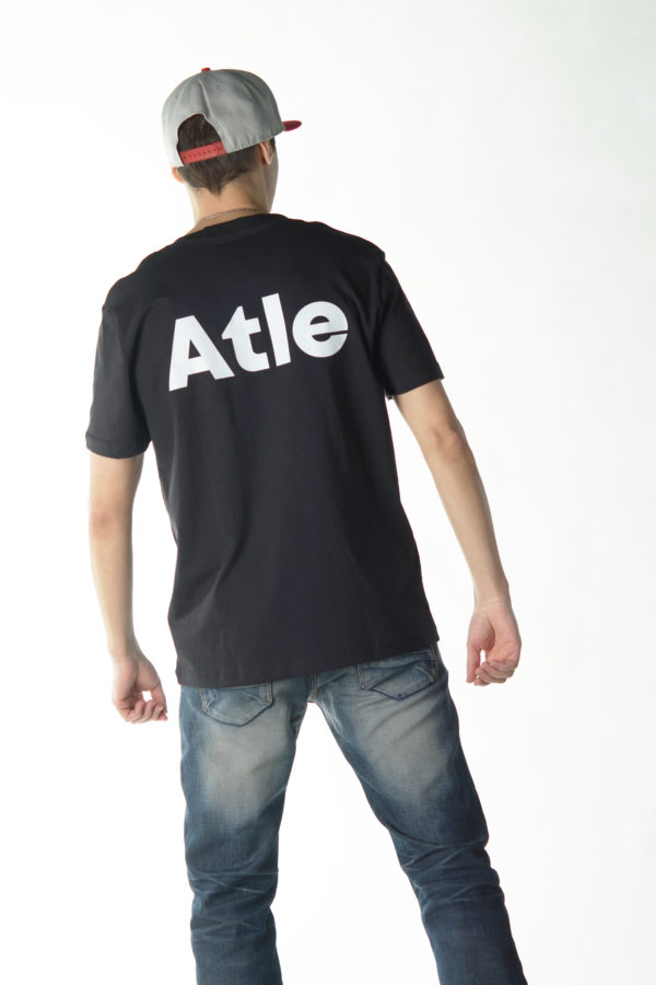 Футболка Atle Basic Logo Two