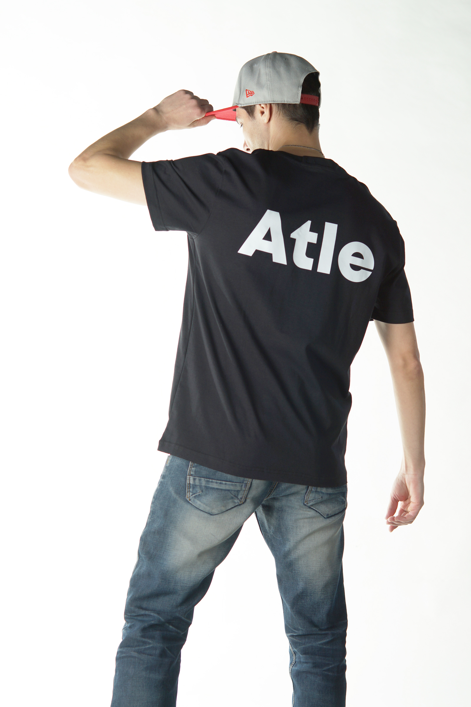 Футболка Atle Basic Logo Two