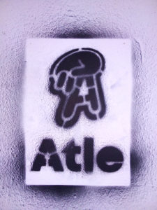 Atle Street Art Template