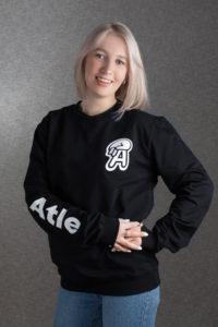 Толстовка/свитшот Atle Sweatshirt