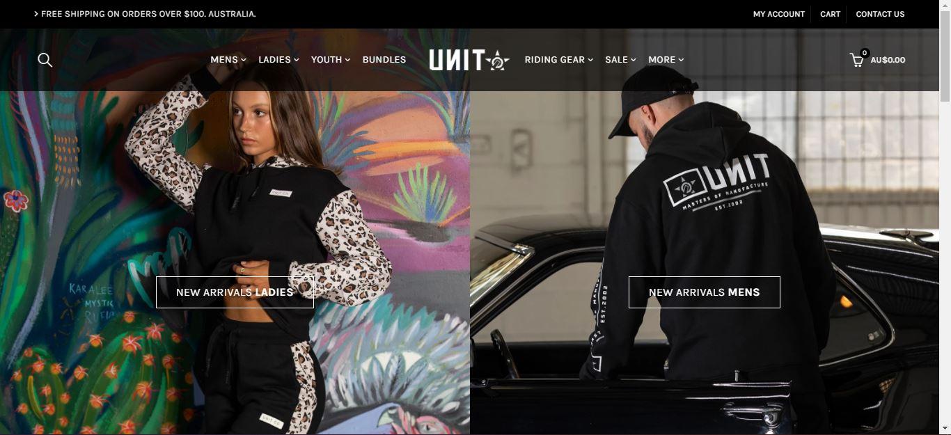 Unit Clothing