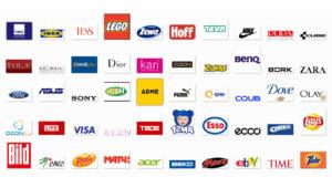 Короткие названия четырехбуквенные бренды и торговые марки