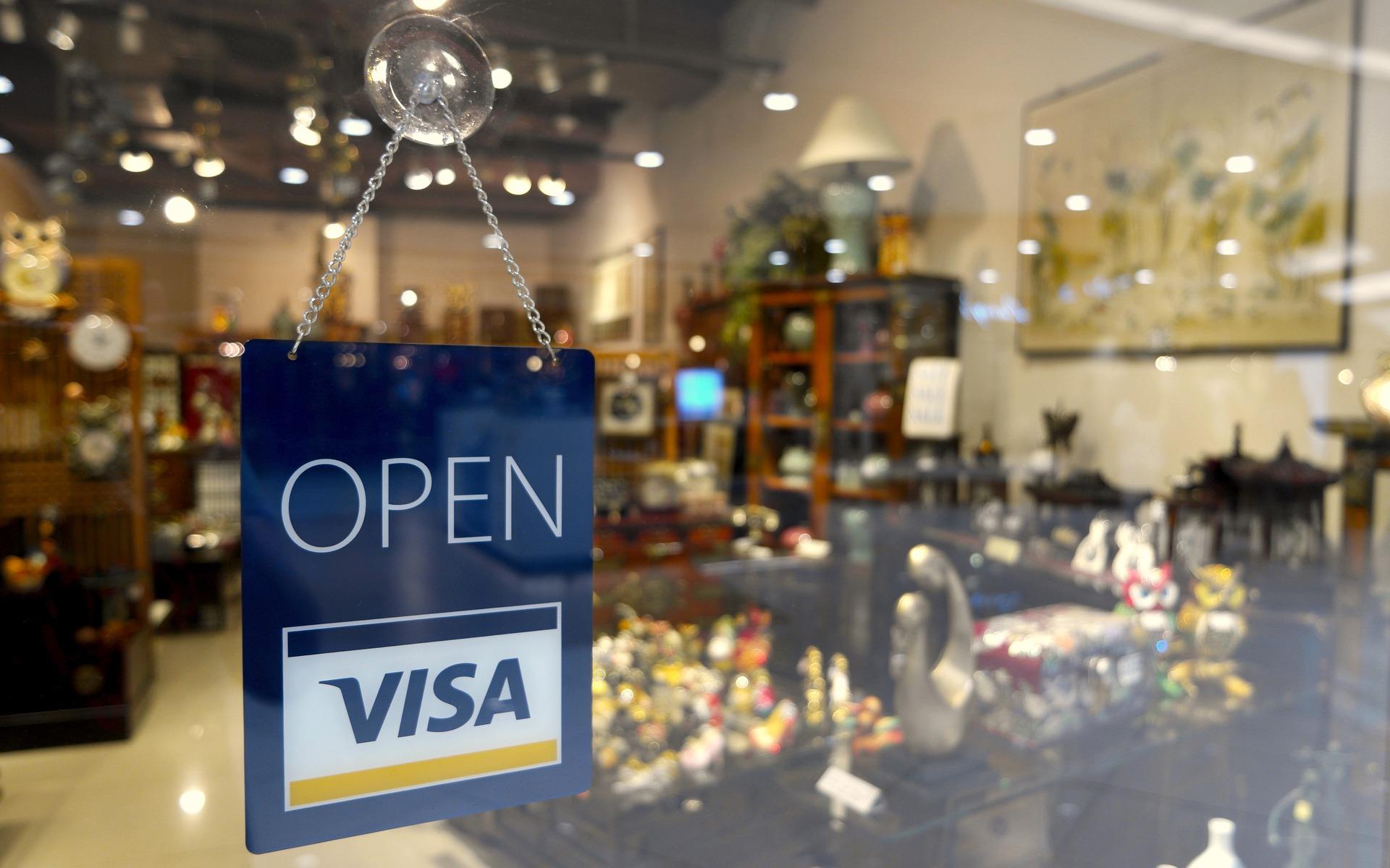 Visa Brand